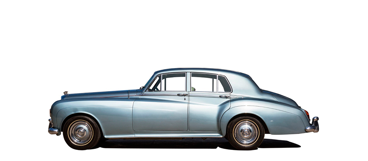 1963 Bentley S3 Continental
